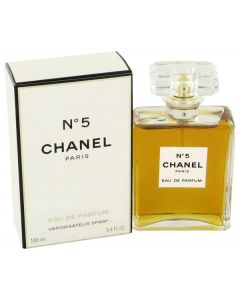 Chanel No. 5 Perfume By CHANEL FOR WOMEN Epd 100 ml