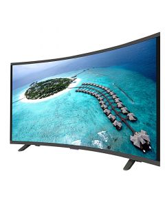 """Vision Plus Vision Plus  - 43"""" - FHD Smart Curved, Android LED TV - Black"""